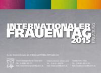 Internationaler Frauentag 2015