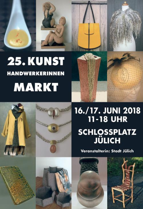Kunsthandwerkerinnen-Markt 2018