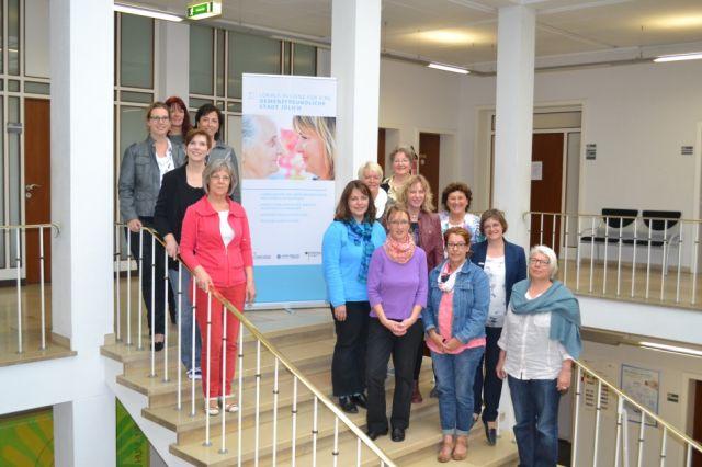 Lokale Allianz für eine demenzfreundliche Stadt Jülich
