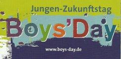Logo Jungen-Zukunftstag - Boy´sDay