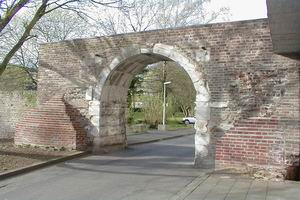 Bild: Aachener Tor