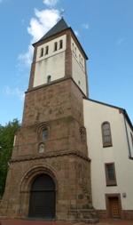 Grafik: Bild Propsteikirche heute