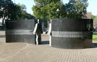 Grafik: Bild Mahnmal Probst-Bechte-Platz in Jülich