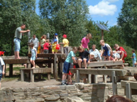Grafik: Bild Kinderspielplatz Brückenkopf-Park