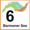 Grafik: Schild Barmener See