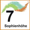 Grafik: Schild Sophienhöhe