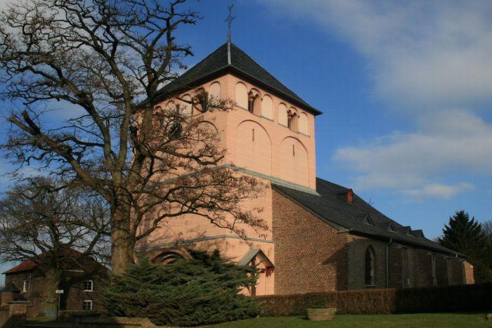 Grafik: Bild Kirche Barmen, St. Martinus