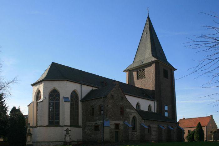 Grafik: Bild Kirche Güsten, Philippus und Jakobus