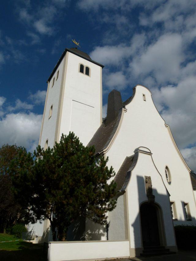 Grafik: Bild evangelische Christuskirche Jülich