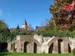 Stadtmauer Propsteikirche