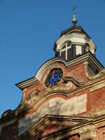 Zitadelle Kapelle