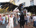 Erntedankfest Kleine Rurstrasse, Foto: Benner