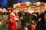 Weihnachtsmarkt Jülich, Foto: Wolfgang Hommel