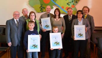 Gewinner RWE-Klimaschutzpreis 2011