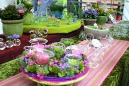 Impression Kunsthandwerkerinnen-Markt 2012