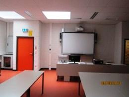 EDV Unterrichtsraum Lehrerarbeitsplatz