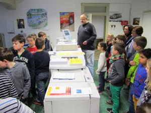 Bild der Druckerei