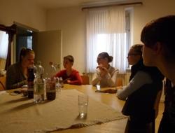 Gruppe Bourheim bei der Arbeit (Foto: Stadt Jülich)