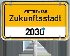 Logo Wettbewerb Zukunftsstadt