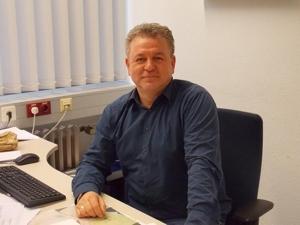 freigestellter Vorsitzender Jürgen Hennes