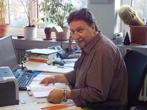 1. stellv. Vorsitzender Reinhard Richert