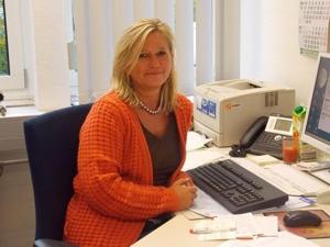 Verwaltungsmitarbeiterin  Geschäftsstelle Personalrat
