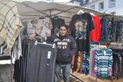 Wochenmarktstand: Singh Hardevinder