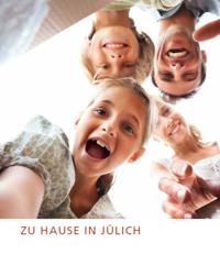 Blätterkatalog Broschüre Zu Hause in Jülich
