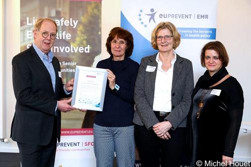 Aufnahme Stadt Jülich in das Interreg-V-Förderprogramm