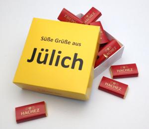 süße Grüße aus Jülich