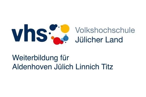 Bild: Das Logo der VHS Jülicher Land