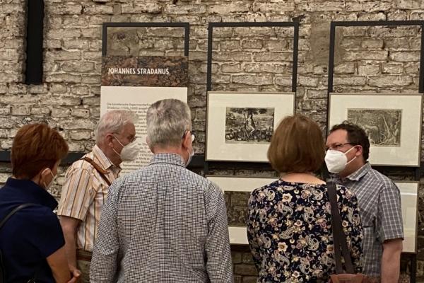 Bild: Foto ©Museum Zitadelle Jülich - Preview der Ausstellung