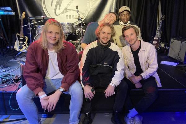 Bild: Die Band Easy Easy