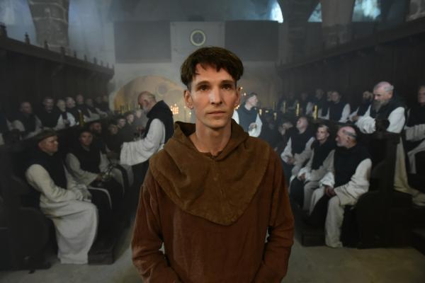 Bild: Der Klosterschüler Narziss