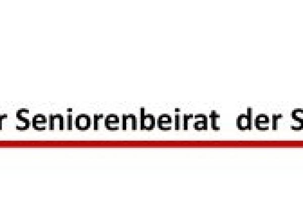 Bild: Das Logo des Seniorenbeirats der Stadt Jülich