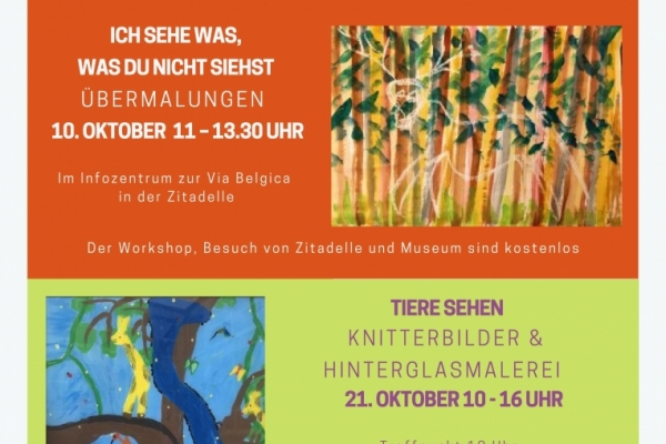 Bild: Flyer Herbst-Kulturrucksack