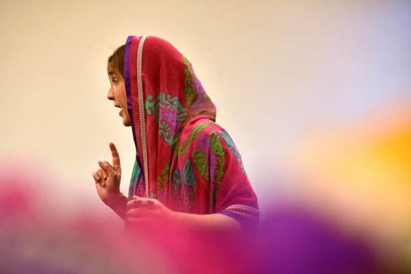 Bild: Malala Yousafzai