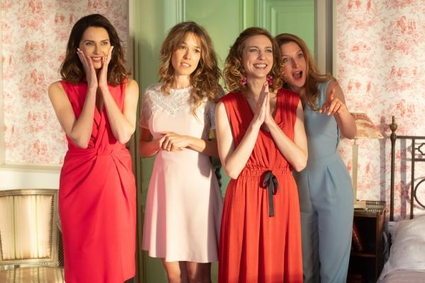 Bild: Die Töchter des Monsieur Claude