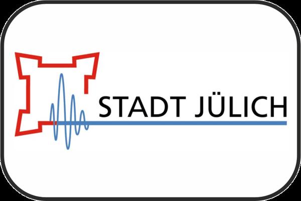 Bild: Das Logo der Stadt Jülich