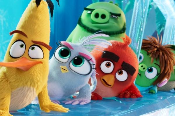 Bild: Die Angry Birds
