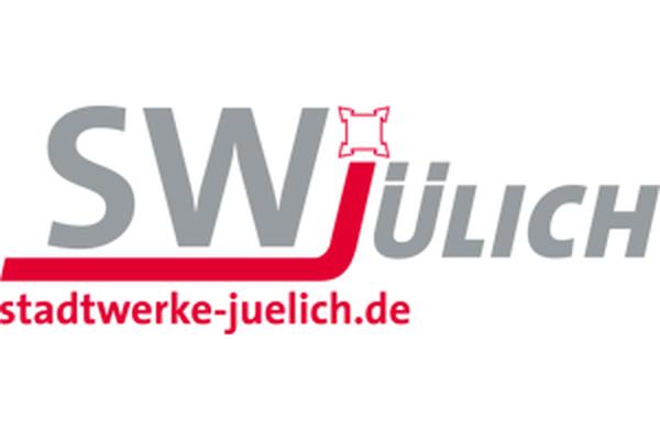 Bild: Das Logo der Stadtwerke Jülich