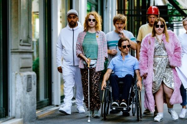 Bild: Die Behinderten-WG - Die Goldfisch-Gruppe