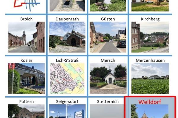 Bild: Dorfentwicklungskonzept - Welldorf