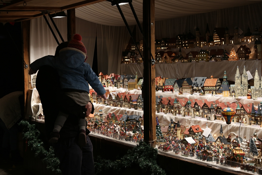 Jülicher Weihnachtsmarkt Foto: Dieter Benner