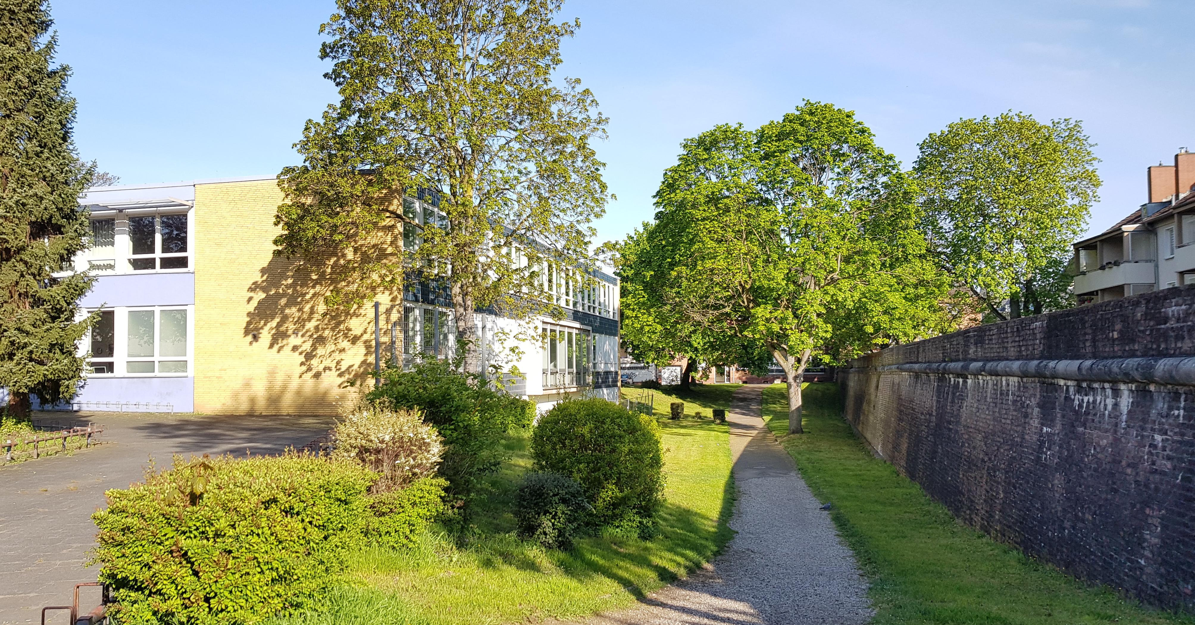 Das Zentrum für Stadtgeschichte Am Aachener Tor 16: Neue Heimat für das Stadtarchiv Jülich und seine Bestände (Foto: Stadtarchiv)