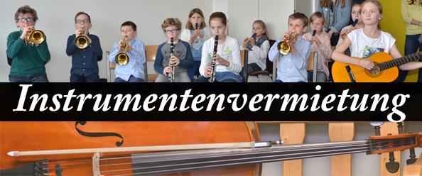Instrumentenvermietung