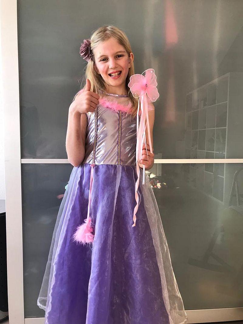 Isabella: Gewinnerin der Karnevals-Challenge