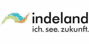 Logo Entwicklungsgesellschaft indeland GmbH